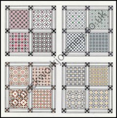 CH0027 - Squares Within Squares Mini - 3.50 GBP