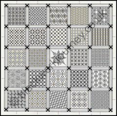 CH0028 - Squares Within Squares - 3.50 GBP
