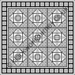CH0031 - Simple Squares - 6.00 GBP