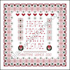 CH0106 - Christmas Wishes 2011 - 5.00 GBP