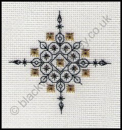 CH0130 - Snowflake Gold - 2.00 GBP
