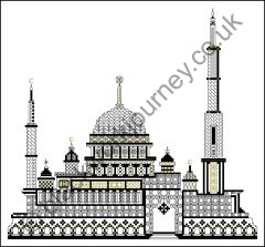 CH0162 - Friday Mosque - 6.00 GBP