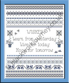 CH0205 - Wishes - 4.50 GBP