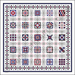 CH0235 - Quilter's Patch - 4.50 GBP