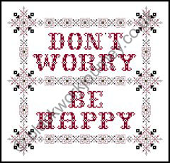 CH0240 - Don't Worry Be Happy - 4.00 GBP
