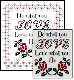 CH0309 - Do What You Love - 3.00 GBP
