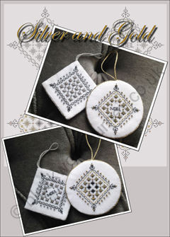 CH0382 - Silver And Gold - 4.00 GBP