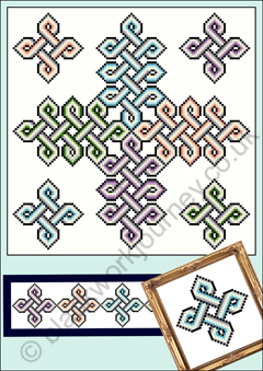 CS0010 - Celtic Cross - 4.50 GBP