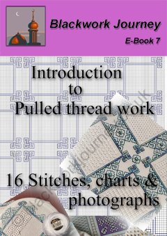 EB0007 - Introduction To Pulled Thread Work - 8.00 GBP