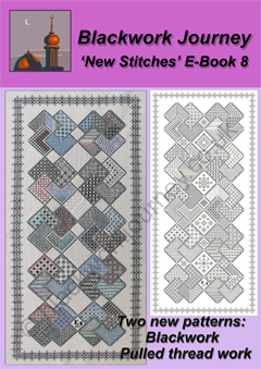 EB0008 - New Stitches - 8.50 GBP