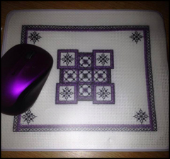 RG0119 - Charlotte's Mouse Mat