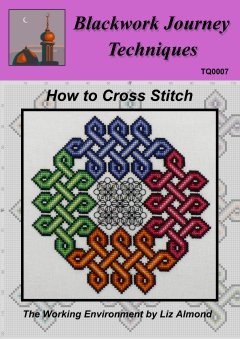 TQ0007 - How To Cross Stitch