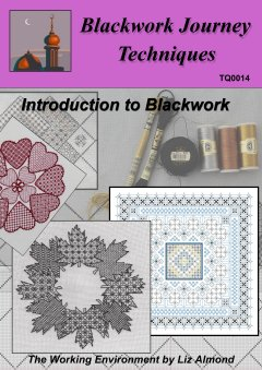 TQ0014 - Introduction To Blackwork