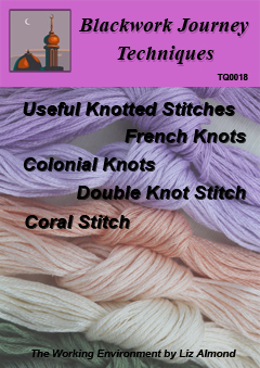 TQ0018 - Useful Knotted Stitches